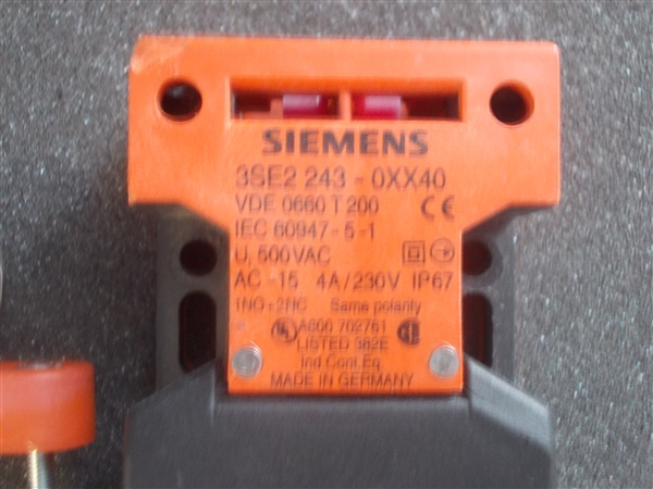 siemens sirius safety relay manual