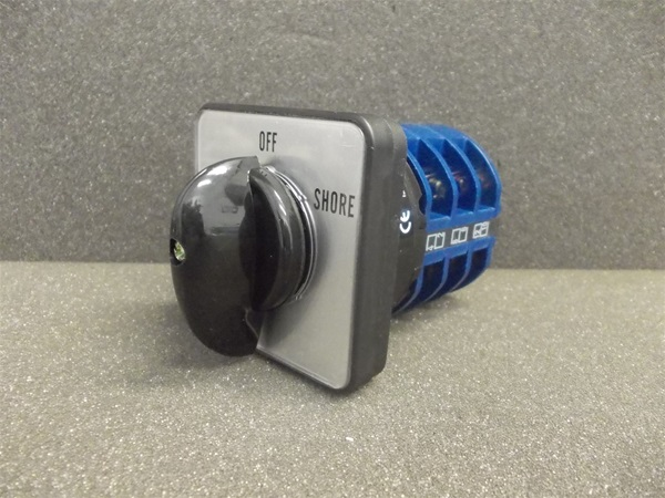 Usa, universal changeover switch|manual generator|3pdt center off.