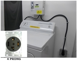 DOMESTIC DRYER PANEL COIN CONVERSION