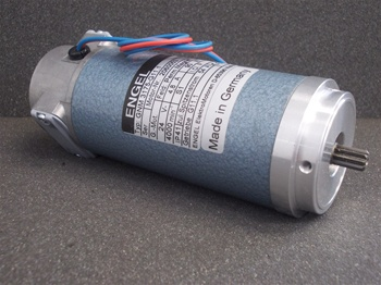 New Engel Motor High Torque 24VDC Motor