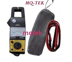 CLAMP-ON AMMETER ANALOG NEEDLE TYPE MODEL MG28