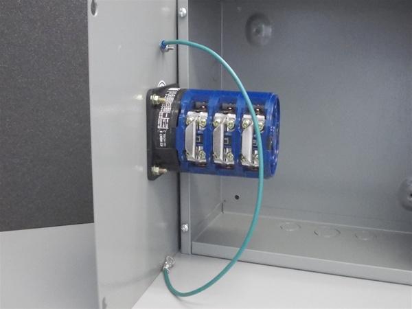 MTSRV125 5 usa, universal changeover switch manual generator 3pdt center off