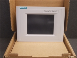 USED SIEMENS SIMATIC TOUCH PANEL ( 6AV6 545-0BC15-2AX0)