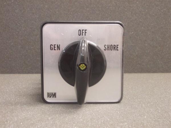 Universal Changeover Switch