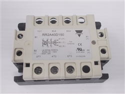 USED CARLO GAVAZZI SEMICONDUCTOR RELAY (RR2A40D150)